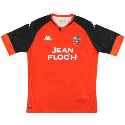 2020-21 FC Lorient Kappa Kombat Home Shirt *As New*