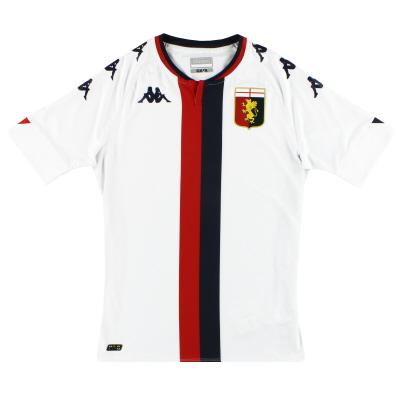 2020-21 Genoa Kappa Kombat Pro Away Shirt *As New*