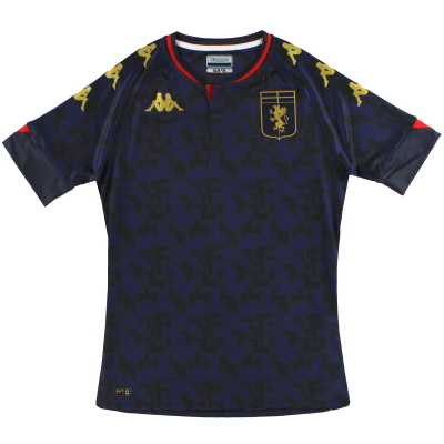 2020-21 Genoa Kappa Kombat Pro Third Shirt *As New* XXL