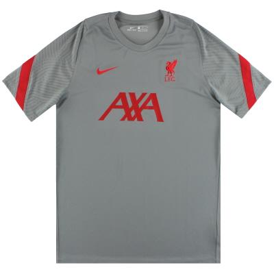 2020-21 Liverpool Nike Training Shirt *Mint* M