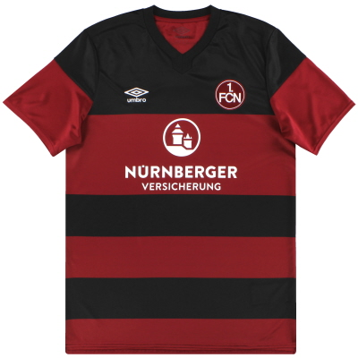 2020-21 Nurnberg Umbro Home Shirt *As New*