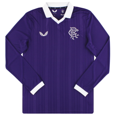 2020-21 Rangers Retro Goalkeeper Shirt *As New*