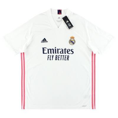 2020-21 Real Madrid adidas Home Shirt *w/tags*