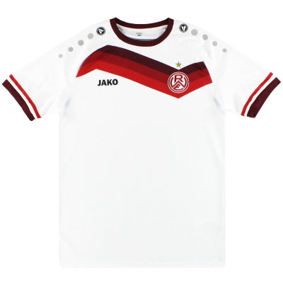 2020-21 Rot-Weiss Essen Jako Home Shirt *As New*
