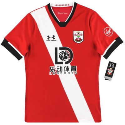 2020-21 Southampton Under Armour Home Shirt *BNIB*
