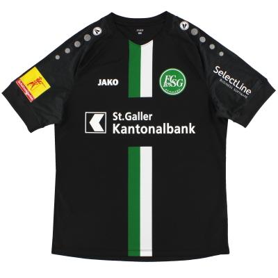 2020-21 St Gallen Jako Away Shirt XXL