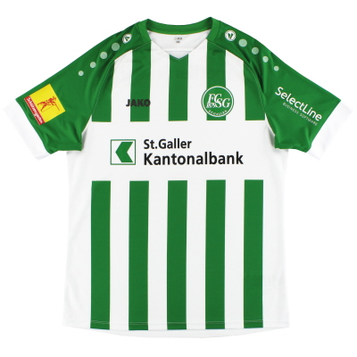 2020-21 St Gallen Jako Home Shirt *As New* L