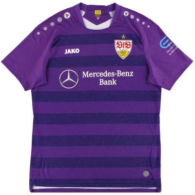 2020-21 Stuttgart Jako Goalkeeper Shirt *As New*