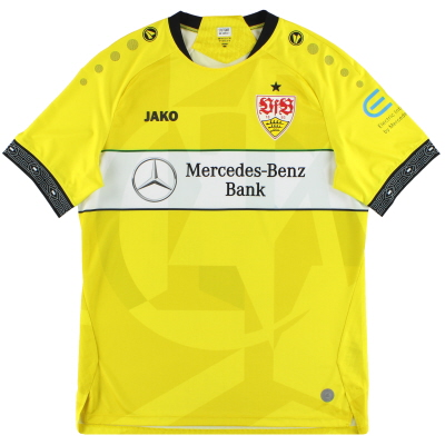 2020-21 Stuttgart Jako Goalkeeper Shirt *As New* XL