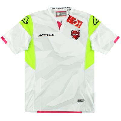 2020-21 Valenciennes Acerbis Away Shirt *BNIB*
