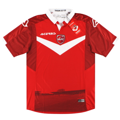 2020-21 Valenciennes Acerbis Home Shirt *BNIB*