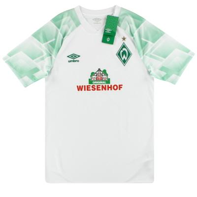 2020-21 Werder Bremen Umbro Away Shirt *w/tags* S