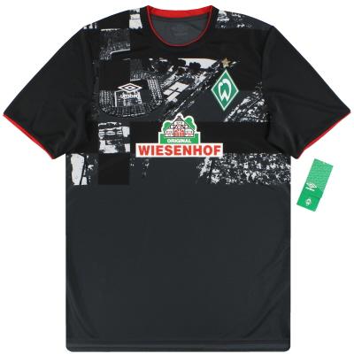 2020-21 Werder Bremen Umbro Third Shirt *w/tags* XXXL