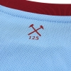 2020-21 West Ham Umbro '125 Years Away Shirt L/S *As New* L