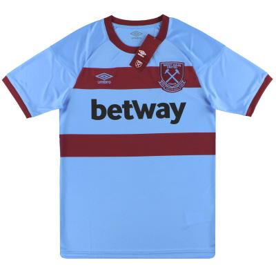 2020-21 West Ham Umbro '125 Years Away Shirt *BNIB* S