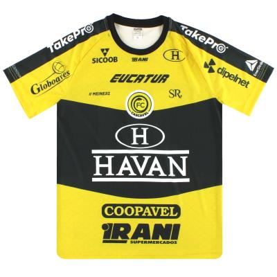2020 FC Cascavel Away Shirt #10 *BNIB*
