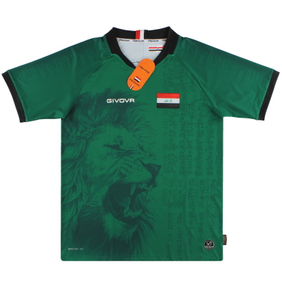 2020 Iraq Givova Away Shirt *BNIB*