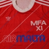 Circa 1986-87 Malta Match Worn Home Shirt #13 L
