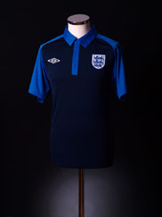 England World Cup 2010 Polo Shirt *BNWT* S